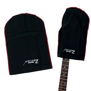 ATELIER Z Head cover cross BK ギター/ベース用 クロス