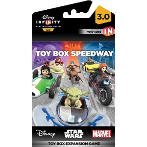 Disney Infinity 3.0: Toy Box Speedway (a Toy Box Expansion Game) (PS4/Xbox 360/Xbox One/PS3...