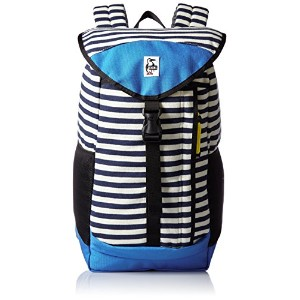 [チャムス] デイパック  Book Pack Sweat Nylon CH60-0680-K008-00 NVY・Natural/Blue