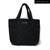 MARC BY MARC JACOBS(マーク バイ マークジェイコブス) トートバッグ『Crosby Quilt Tote』(ブラック) [並行輸入品]