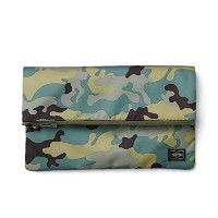(ヘッド・ポーター) HEADPORTER JUNGLE CLUTCH BAG OLIVE