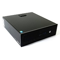 HP ProDesk 600 G1 SF デスクトップPC モニタ無 Intel Core i5-4590 4GB 500GB S-Multi J8H07PT#ABJ