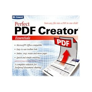 Cosmi Perfect Pdf Creator [windows 2000/xp/vista] (輸入版)