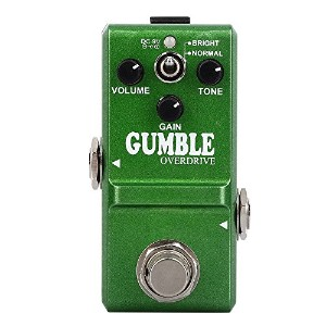 Getaria GUMBLE Overdrive ギター エフェクター ペタル