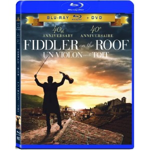FIDDLER ON THE ROOF (1971) [BLU-RA MOVIE