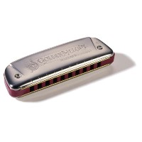 【ブルースハープ】HOHNER Golden Melody 542/20 [Key:F♯]