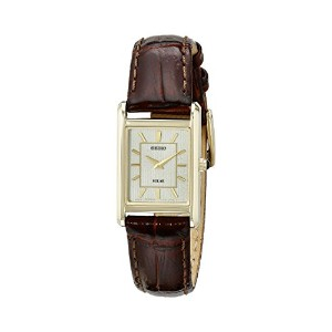[セイコー]Seiko 腕時計 Analog Display Japanese Quartz Brown Watch SUP252 レディース [逆輸入]