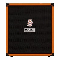 ORANGE Crush Pix 50W Bass Amp Combo, Solid State ベースアンプ CRUSH 50B Orange