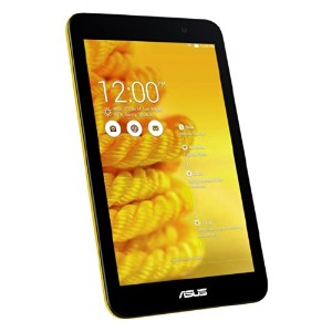 ASUS ME176 MeMO Pad 7 タブレットPC イエロー ( Android 4.4.2 / 7 inch / Atom Z3745 / 1GB / eMMC 16G / WIFI対応 ...