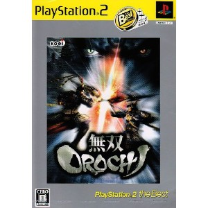 無双OROCHI PlayStation 2 the Best