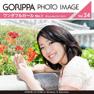 GORIPPA PHOTO IMAGE vol.24「ワンダフルガール No.1」