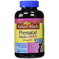 Nature Made Prenatal Multi + Dha, 150 Softgels by Nature Made