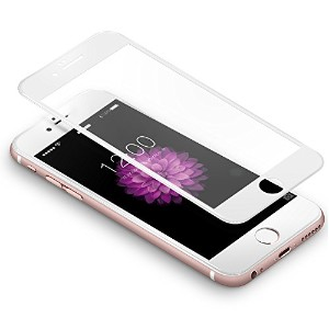 iPhone6 Plus / 6S Plus ガラスフィルム(5.5インチ) Coolreall iPhone 6 Plus / 6S Plus 液晶保護フィルム 超薄0.33mm全面ガラス...