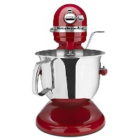 RKSM6573ER 6-Qt. Refurbished Professional Bowl-Lift Stand Mixer スタンドミキサー KitchenAid社 Empire Red...