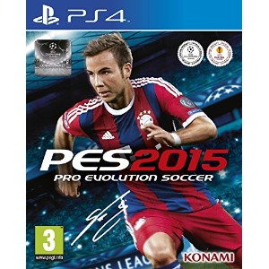 Pro-Evolution Soccer 2015 (PS4) (輸入版)