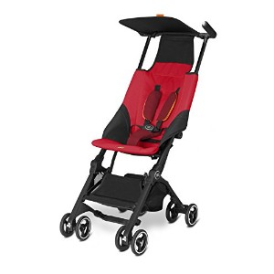 GB Pockit Stroller, Dragonfire Red ポキット ストローラー 2016年新製品 アメリカ/ヨーロッパ人気上昇中! [並行輸入品]