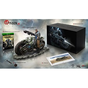 Gears of War 4: Collector's Edition (Includes Ultimate Edition SteelBook + Season Pass + Early...