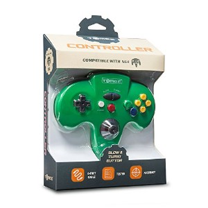 N64 Tomee Controller (Green)