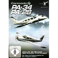 Carenado PA28 & PA34 (FSX+FS2004) (輸入版)