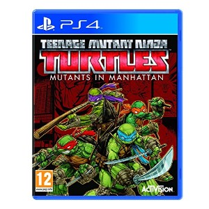 Teenage Mutant Ninja Turtles: Mutants in Manhattan (PS4) (輸入版)
