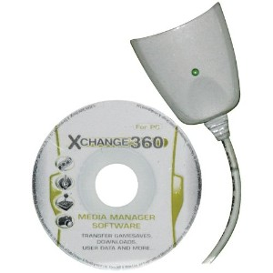 Transfer Kit for Xbox 360 (Transfer Saves from Memory Unit/Card to PC) (輸入版)