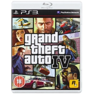 Ps3 grand theft auto iv (eu)