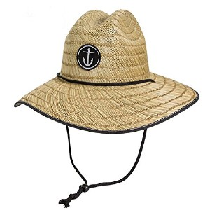 CAPTAIN FIN キャプテン フィン HAT ハットORIGINAL ANCHOR LIFEGUARD HAT ストローハット 麦わら帽子 日よけ メンズ 今なら10%OFF!!