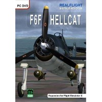 F6F Hellcat- Add On for Microsoft Simualtor X (輸入版)