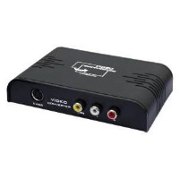 LKV381 HDMI to Composite/S-Video Converter / HDMI出力をS端子、コンポジット出力へ変換 コンバータ
