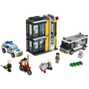 LEGO City Police Bank & Money Transfer 3661