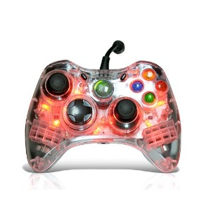 """Afterglow AX.1 Controller for Xbox 360 - Red """"New for 2010"""" (輸入版)"""