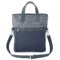 MARC BY MARC JACOBS(マークバイマークジェイコブス) BICOLOR FOLDOVER TOTE / 2WAYバッグ [並行輸入品]