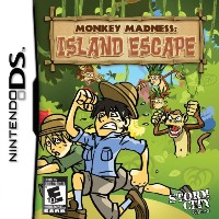 "Monkey Madness ""Island Escape"" (輸入版)"