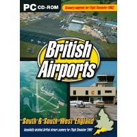 British airports 3 South & South-West England (PC) (輸入版)