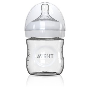 Philips AVENT Natural Glass Bottles 高品質哺乳瓶 120ml