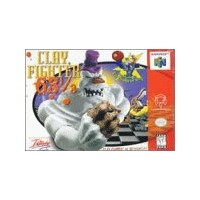 Clayfighter 63 1/3 & Clayfighter Extreme / Game