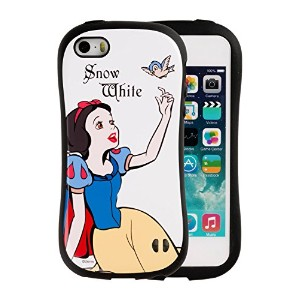 iPhone SE ケース iPhone5s iPhone5 カバー ディズニー iface First Class ガールズ 正規品 / 白雪姫