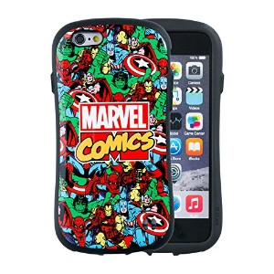 iPhone6s iPhone6 ケース カバー MARVEL マーベル iFace First Class 正規品 / ヒーロー / 集合