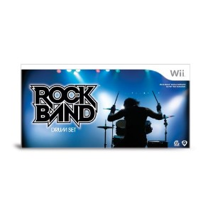 Wii Rock Band Drum Set (輸入版)