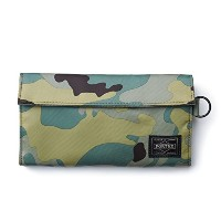 (ヘッド・ポーター) HEADPORTER JUNGLE WALLET (L) OLIVE