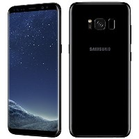 "Samsung Galaxy S8+ Dual SIM版 (FACTORY UNLOCKED) 6.2"" 64GB Black SIMフリー 並行輸入品 日本未販売"
