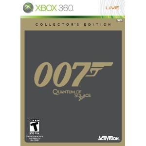 James Bond 007: Quantum of Solace Collector's Edition (輸入版)