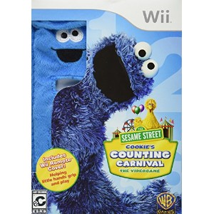 Sesame Street: Cookies Counting Carnival Bundle [With Cover]
