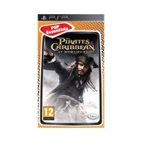 Psp pirates of the caribbean : at world's end (eu)