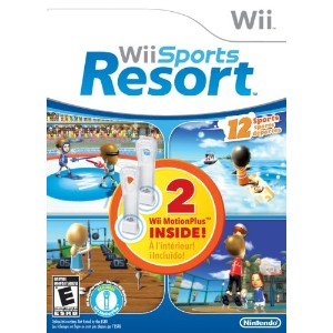 Limited-Edition Wii Sports Resort Bundle with Two Wii MotionPlus