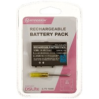 DSLite Battery Pack with Screw Driver (輸入版)