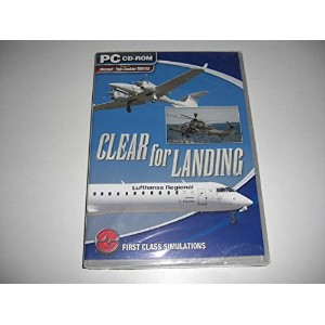 Clear For Landing Add-On For Flight Simulator 2004/FSX (PC) (輸入版)