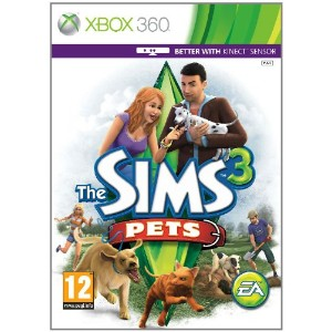 The Sims 3 Pets (Xbox 360) (輸入版)