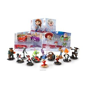 アマゾン限定 DISNEY INFINITY Infinite Bundle, with Sorcerer's Apprentice Mickey Figure 並行輸入品