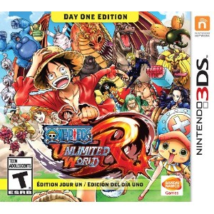 One Piece: Unlimited World Red (Day 1)